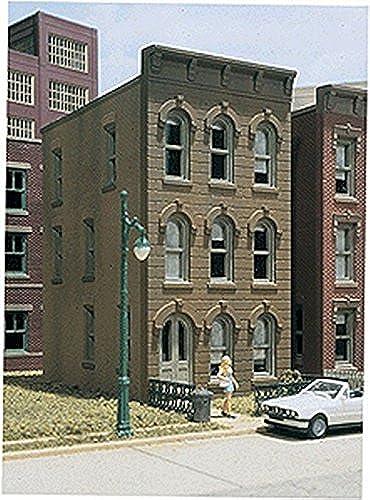 DPM Townhouse  2 Kit HO DPMWOO11000 by boisland Scenics