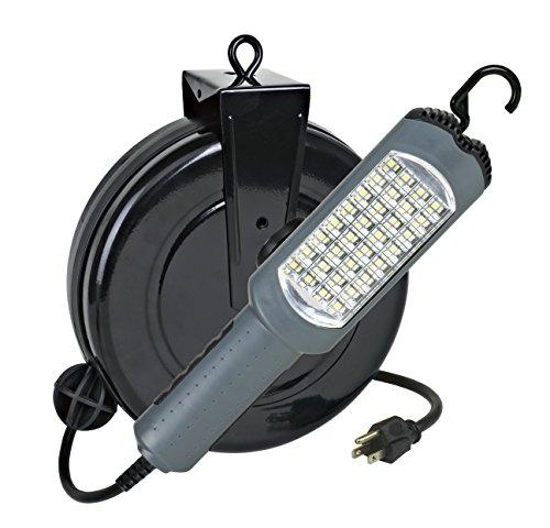 Alert Stamping 5030AS 32 SMD LED Cord Reel Task Light