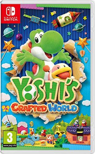 Yoshi's Crafted World...