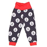 "Lilakind"" Baby Kinder Hose Babyhose Kinderhose Pumphose Softshell Anker maritim rot Gr. 98/104 - Made in Germany"