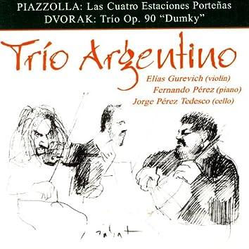 Piazzolla - Dvorak