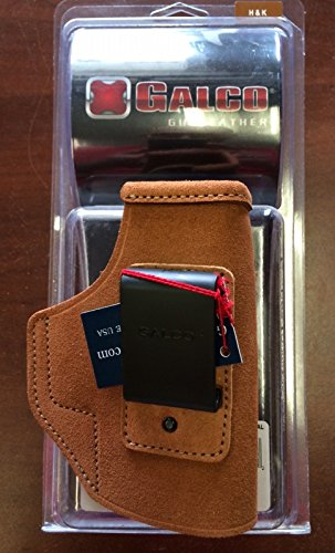 Galco Stow-N-Go Inside The Pant Holster for H&K USP Compact...