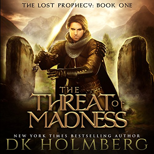 Couverture de The Threat of Madness