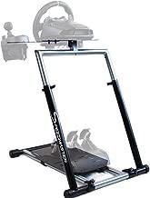 SPEEDMASTER ® Wheelstand GT - Steering Wheel Mount Massiv incl. Gearshift Mount - Wheel Stand - Black - for Logitech G29 G920 G25 G27, Thrustmaster T500, Fanatec Elite Clubsport