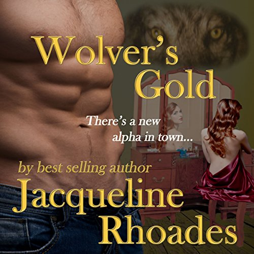 Wolver's Gold audiobook cover art
