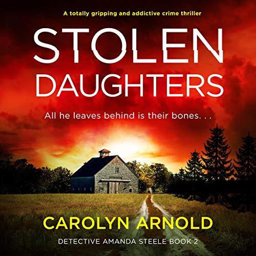 Stolen Daughters cover art