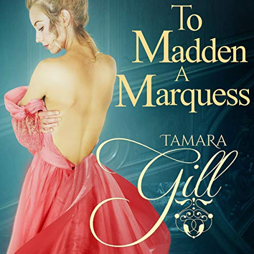 To Madden a Marquess audiobook cover art