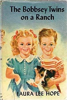 The Bobbsey Twins on a Ranch - Book #28 of the Original Bobbsey Twins
