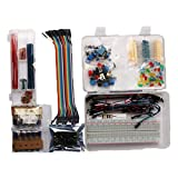 shamjina Keywish Basic Starter Kit for Ardu-ino Mega 2560 Scratch Starter Kit, Super Base Kit for Mega 328, Keywish Electronics Component Super Kit