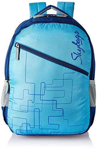Skybags Footloose Colt 29 Ltrs Blue Casual Backpack (BPFCOL2EBLU)