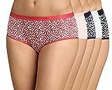 Dim Lingerie Femme Boxer Pocket Coton X5 Ropa Interior, Juego Estival, 40 para Mujer