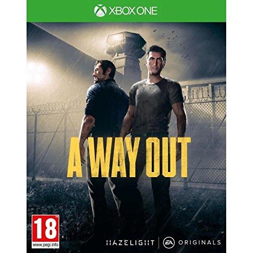 A Way Out - Xbox One [Edizione: Francia]