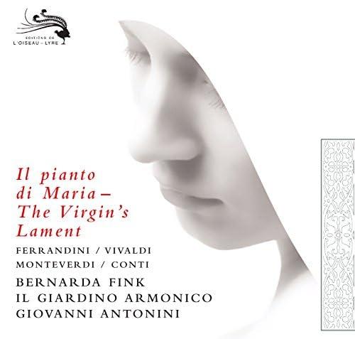 Il Giardino Armonico, Giovanni Antonini & Bernarda Fink