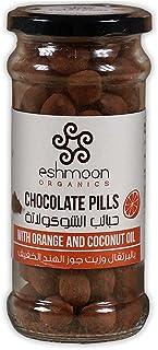 Eshmoon, Organic Chocolate Orange Pills, 100gr, Paleo Friendly, Molasses, Gluten Free, Sugar Free, Vegan, 100% Natural Ext...