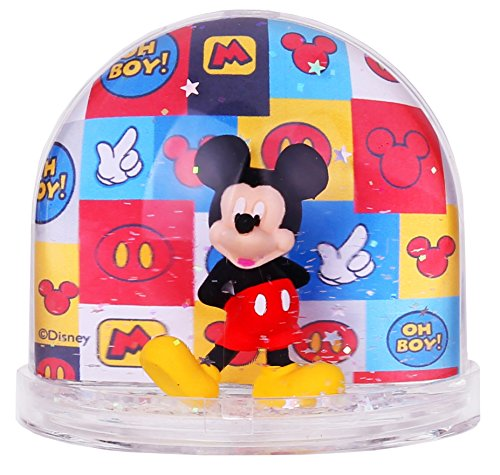 Trousselier - Mickey - Disney - Boule à Neige - Porte Photo