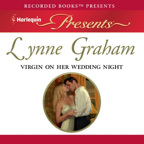 Virgin On Her Wedding Night audiobook cover art