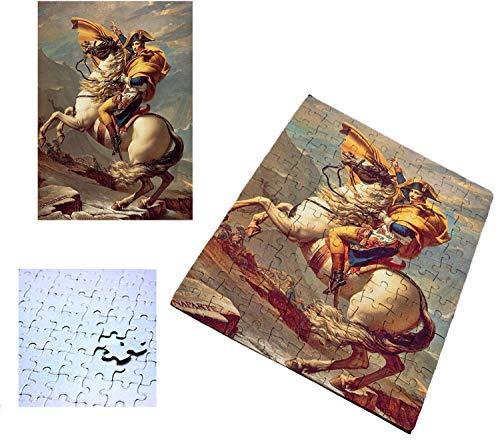 PUZZLE 96 PIEZAS NAPOLEON BONAPARTE GENERAL rompecabezas educativo puzle