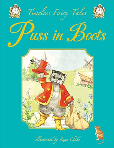 Puss in Boots (Timeless Fairy Tales)