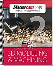 MasterCam 2019 HANDBOOK 2 - MasterCam Version: 2019, Subject: Mill