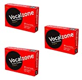 VocalZone Throat Pastilles (24 x 3) Multipack Offer by Vocalzone