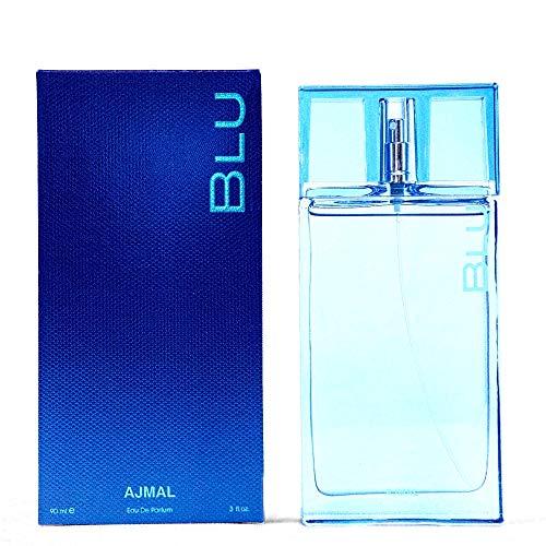 Ajmal Blu EDP Original, 90 mL, transparent