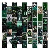 50 Stück Dark Magic Green Academia ästhetische