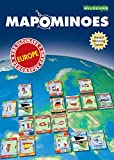 MAPOMINOES EUROPE – The Ultimate Geography Game – Fun and educational travel card