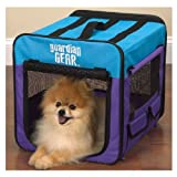 collapsible soft-sided small pet crate