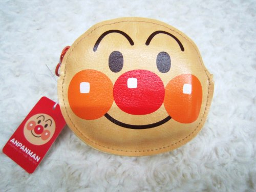 Japan Anpanman cartoon Ito industry Synthetic Leather Coin purse