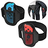 [2 Pack] Leg Strap for Nintendo Switch Ring Fit...