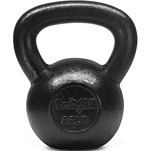 Buy Cheap Yes4All Solid Cast Iron Kettlebell Weights Set – Great for Full Body Workout and Strengt...