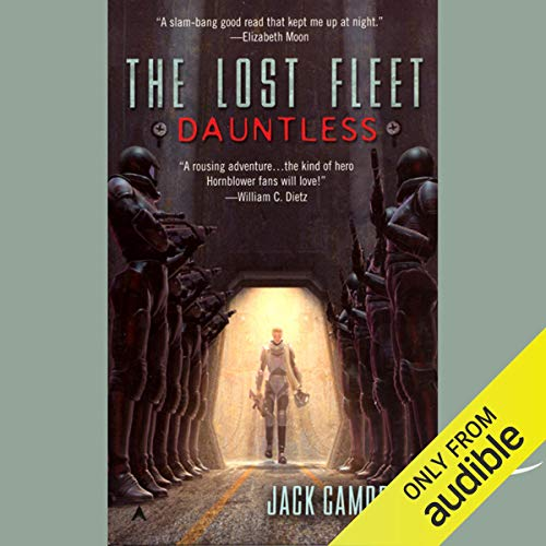 The Lost Fleet: Dauntless cover art