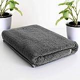 Roseate® 100% Cotton (550 GSM / 70x140 cm) Large Bath Towel Anti Bacterial/Super