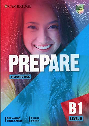 Prepare 5 - Sb - 2Nd Ed