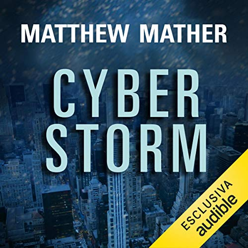 Cyberstorm cover art