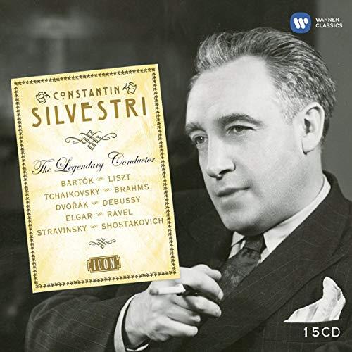 Constantin Silvestri:The Complete Emi Recordings (Box15Cd)