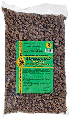 Vollmers Trockenfleischwürfel, 1-er Pack (1 x 5 kg)