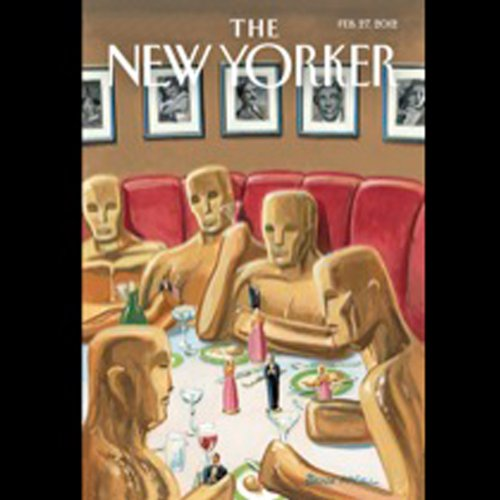 The New Yorker, February 27th 2011 (Julia Ioffe, Burkhard Bilger, Dorothy Wickenden) cover art