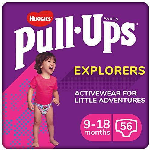 Huggies Pull-Ups Explorers Girls