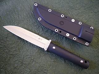 G・SAKAI (ジー・サカイ) SABIKNIFE 7(サビナイフ 7) 逆叉 (サカマタ) 黒色
