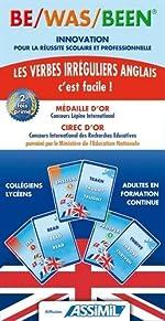 Be Was Been Les Verbes Irreguliers Anglais C Est Facile Martine Chotard Les Prix D Occasion Ou Neuf