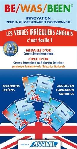 Be was been : Les verbes irréguliers anglais, c'est facile !