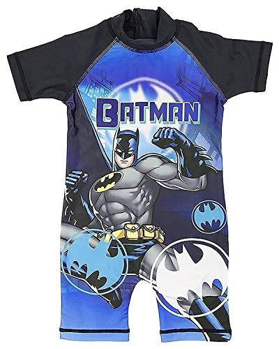 Jungen Charakter All in One Surf Anzug Gut Abdeckung von UV Strahlen 1.5y Sich 4 - Batman, 92-98