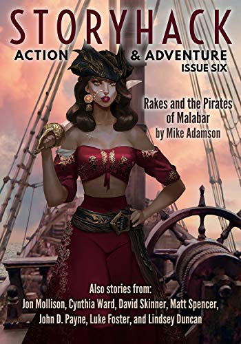 StoryHack Action & Adventure, Issue Six