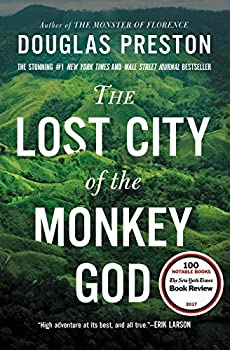 The Lost City of the Monkey God  A True Story