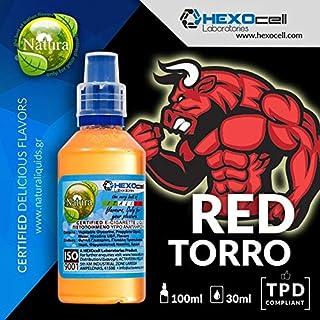 E LIQUID PARA VAPEAR - 30ml Red Torro (La bebida energética más famosa del mundo