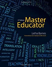 Master Educator 3rd (third) by Barnes, Letha (2013) Paperback