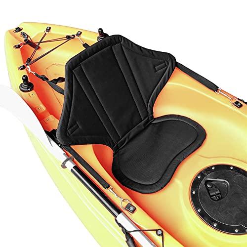 cyg Asiento De Kayak, Portátil Kayak Barco Asientos Práctico Asiento De Kayak Cojín para Kayak Pesca Sup Paddle Board Canoa Acolchada