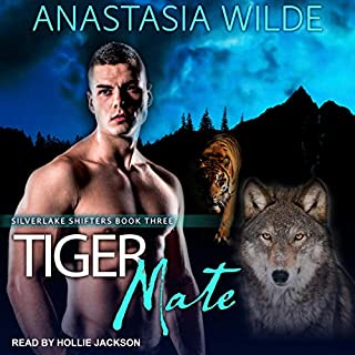 Tiger Mate     Silverlake Shifters, Book 3              By:                                                                                                                                 Anastasia Wilde                               Narrated by:                                                                                                                                 Hollie Jackson                      Length: 5 hrs and 22 mins     Not rated yet     Overall 0.0
