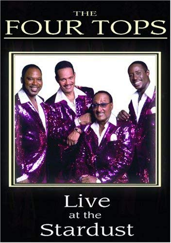 The Four Tops - Live At The Stardust [Alemania] [DVD]